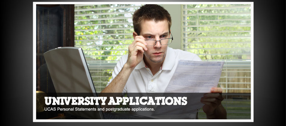University Applications